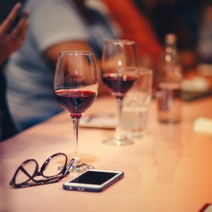 Verre de vin - Pexels