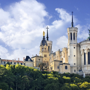 Basilique Notre Dame de Fourvière © Davizro Photography/Shutterstock.com