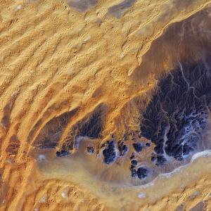 Désert du Sahara, Algérie © cj Axaesa