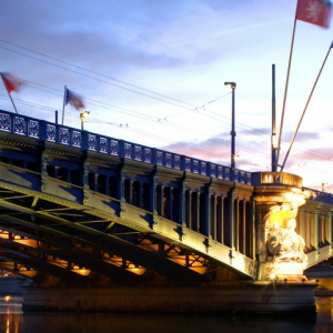 Pont Lafayette Lyon - Photo : Tristan Deschamps