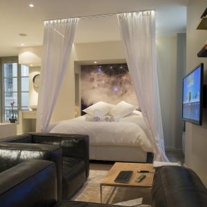 Appartement Mi Hotel © Mi Hotel/GUILLAUME PERRET