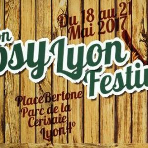 Gypsy Lyon Festival - affiche édition 2017
