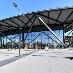 Lyon Aéroport © Eric Soudan