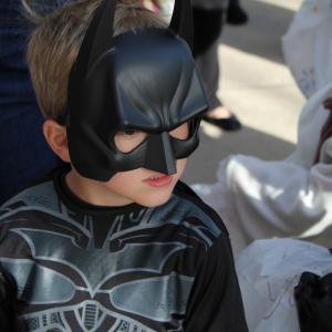 Enfant déguisé en Batman © Pixabay _ SchoolPRPro