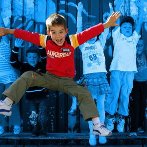 Pour les enfants de la Terre © UNICEF / Pirozz