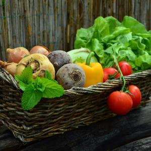 Panier de légumes © Congerdesign / Pixabay 752153