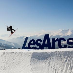 Les Arcs © Joff Pollet-Villard, David Malacrida / MD Les Arcs