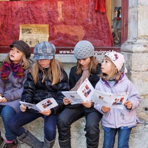 Visite en famille - Les secrets du Vieux-Lyon © Samy Boukari