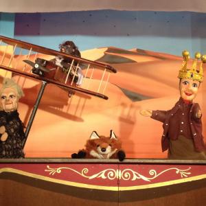 Guignol, Petit Prince au Théâtre La Maison de Guignol