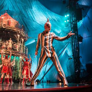 © Kooza - Le Cirque du Soleil