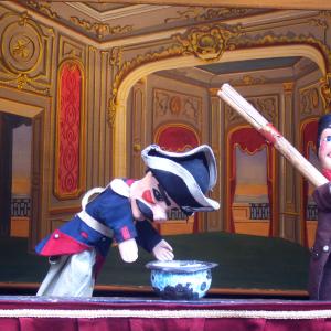 Les Farces de Guignol -Véritable Guignol de Lyon au Parc de la Tête d'or