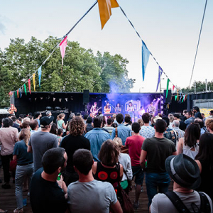 Sunday Park - Nuits Sonores - Arty Farty