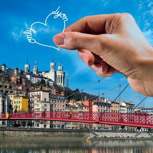 Faites gagner Lyon aux World Travel Awards  ©DMKF
