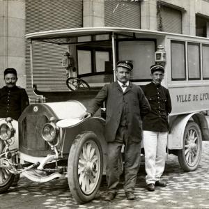 Musée des sapeurs-pompiers de Lyon