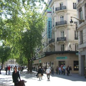 Rue de la République © Le Printemps