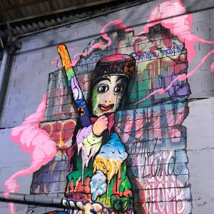 Peinture Fraîche Festival - Julie R.