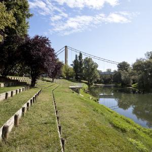 Ile de la Table Ronde à Vernaison © www.b-rob.com