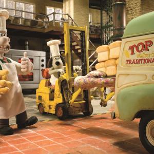 Wallace et Gromit - Coeurs à modeler à Cinematokid