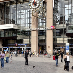 Gare de la Part-Dieu - Lyon