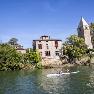Lyon Kayak © Quentin Iglesis