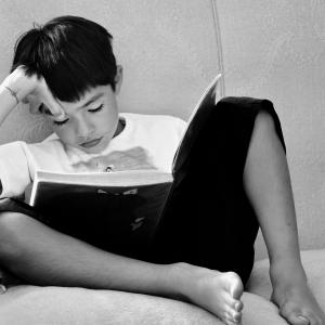 Enfant lecteur © Sof Lo / Pixabay