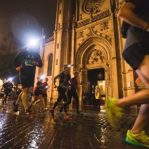 Lyon Urban Trail by Night #5