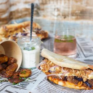 Le kebab d'Ephemera © Ephemera Restaurant