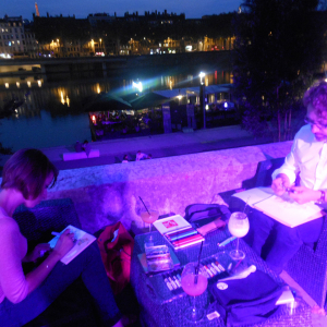 Les nocturnes de l'Atelier de l'Oasis © Atelier de l'Oasis