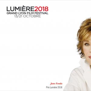 Jane Fonda, Prix Lumière 2018