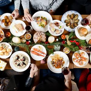 © Nicolas Villion - Offre de Noël Food Traboule