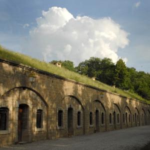 Fort de Bron © Ville de Bron