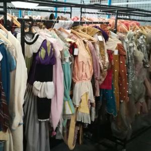 Ventes de costumes - Opéra de Lyon