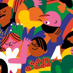 Affiche des 37èmes Reflets du Cinéma ibérique et latino-américain
