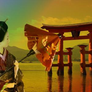 Japan abstract © Mikegi / Pixabay