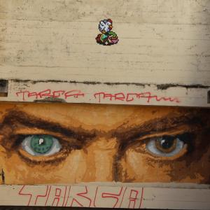 Street art à Lyon - LV