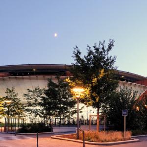 Centre de Congrès de Lyon - L'Amphithéâtre © Nicolas Robin