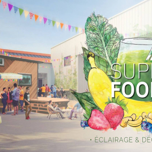 Atelier Super foods à la Commune