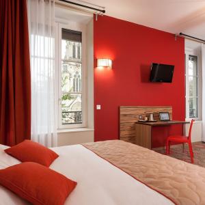 Résidence de tourisme © Quality Suites Lyon Confluence/David Grimbert