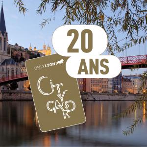 Lyon City Card - Photo © Tristan Deschamps