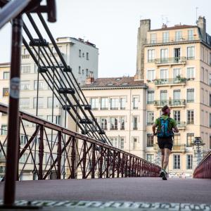 Lyon Urban Trail / photo : Gilles Reboisson