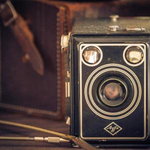 Appareil photo ancien © Thomas Wolter de Pixabay