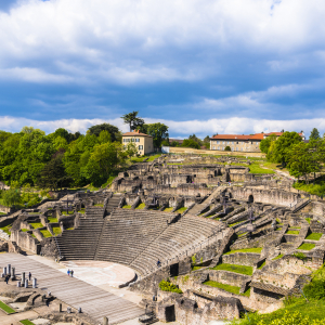 Théâtre antique de fourvière © Taromon/Shutterstock.com