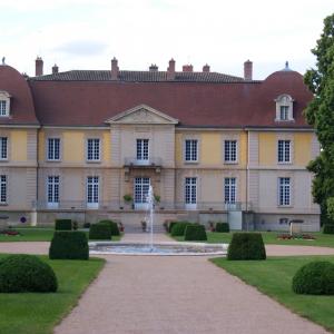 Le Château de Lacroix-Laval © Marcy l'Etoile